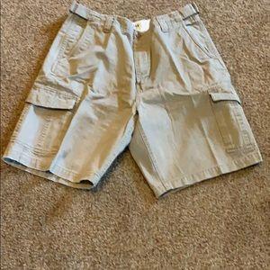 Magellan cargo shorts for men